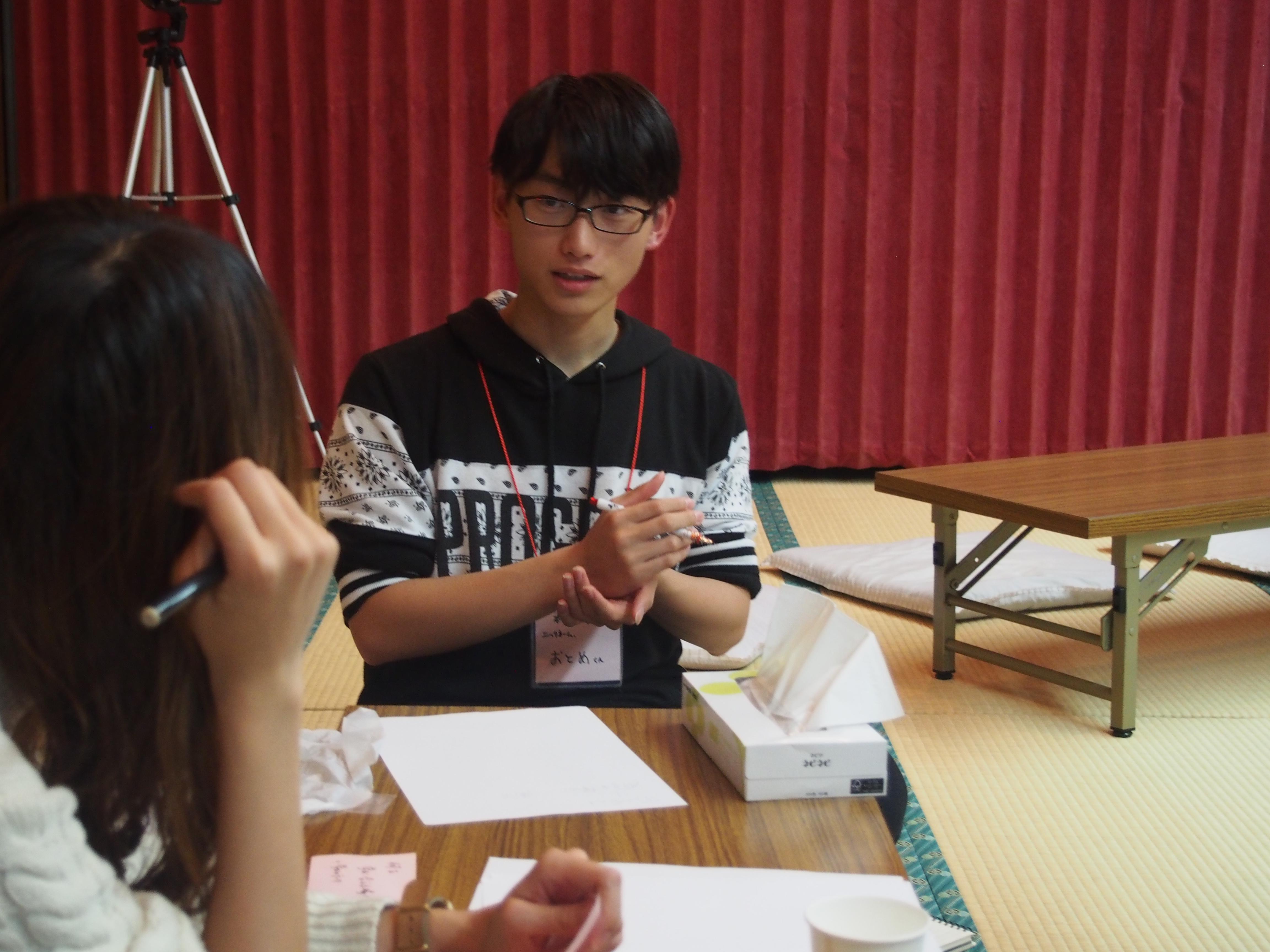 気仙沼の高校生マイプロジェクトアワード スタートアップ合宿