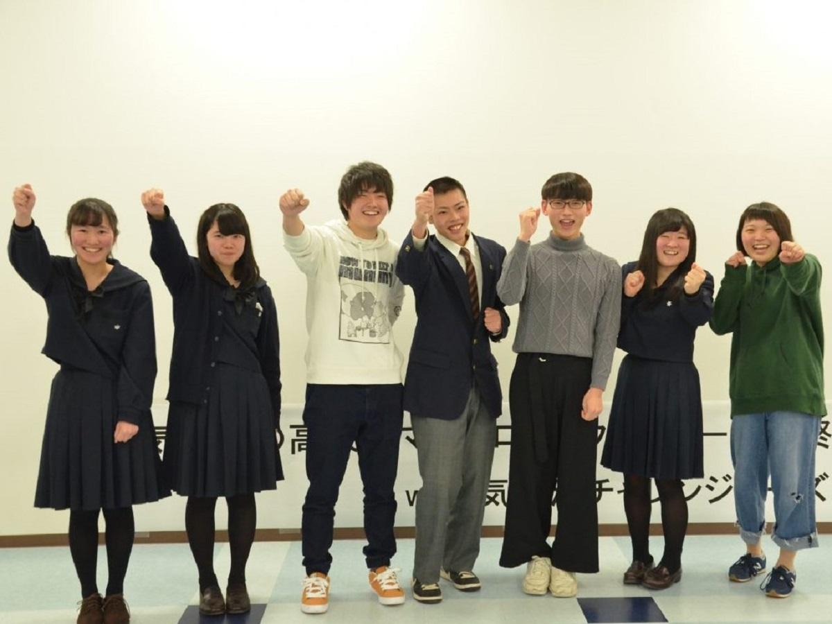 気仙沼の高校生マイプロジェクトアワード最終報告会
