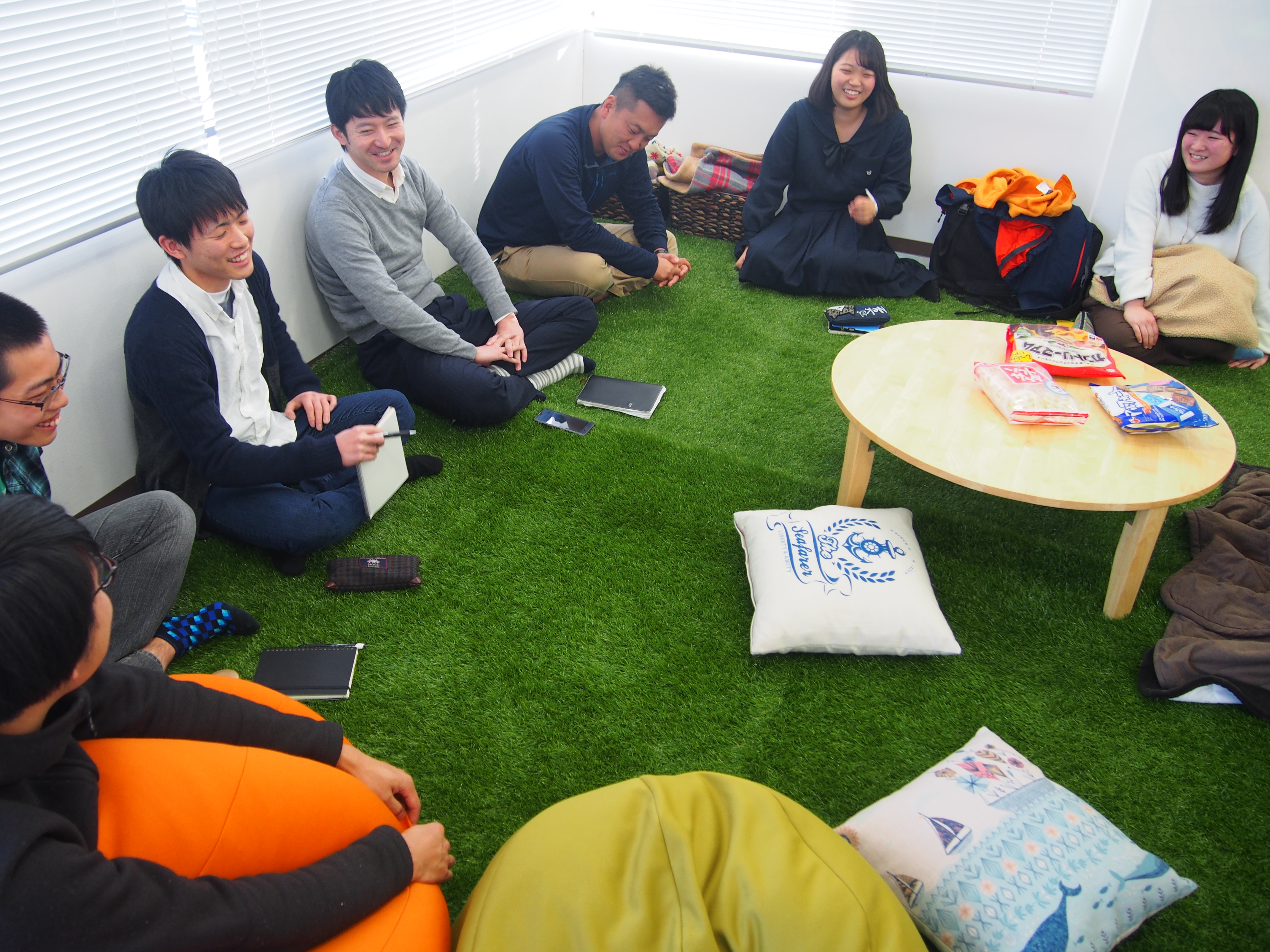 気仙沼の高校生マイプロジェクトアワード 中間報告会