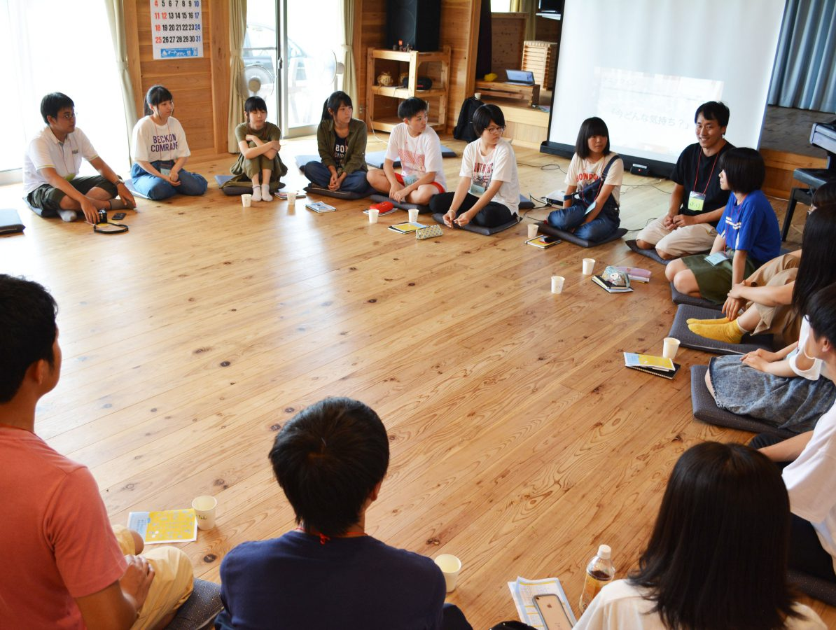 気仙沼の高校生マイプロジェクトアワード2019 スタートアップ合宿
