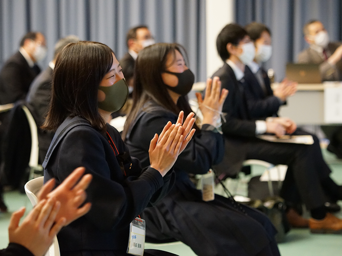 気仙沼の高校生マイプロジェクトアワード2020