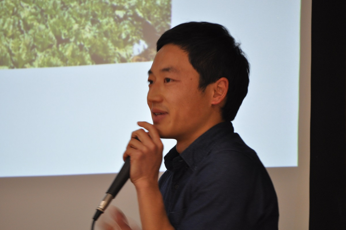 ぬま大学1期生 熊谷 航