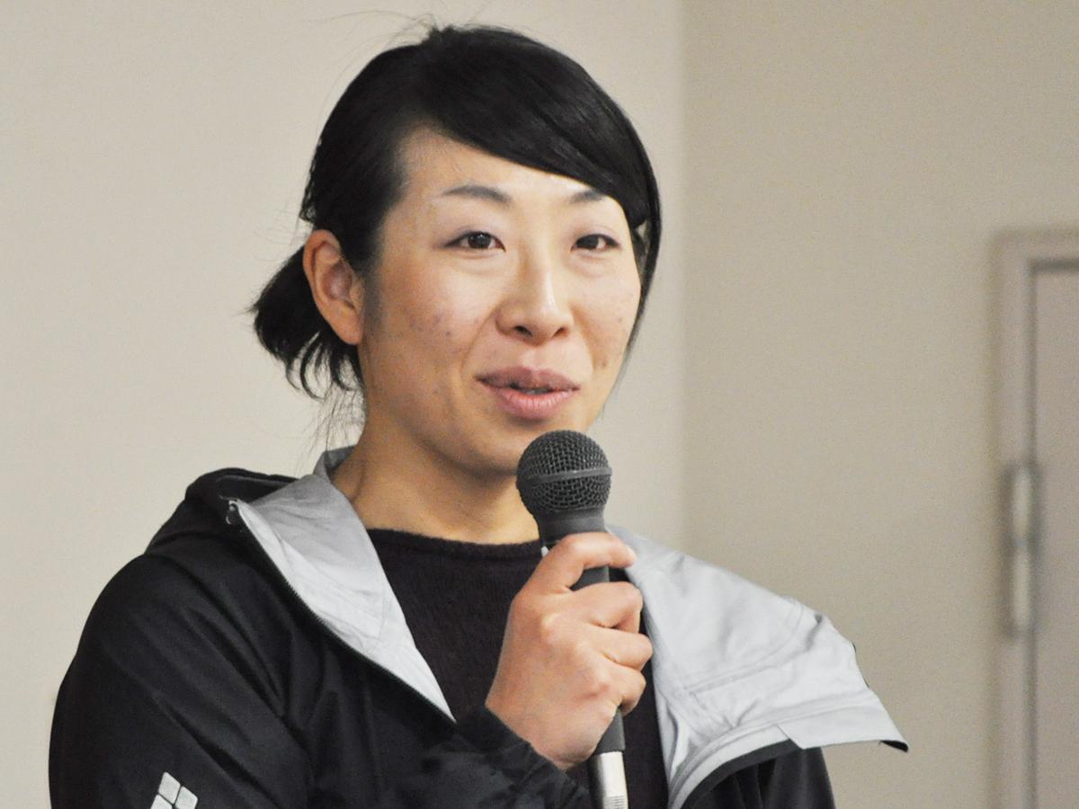 ぬま大学1期生  福田 佳代子